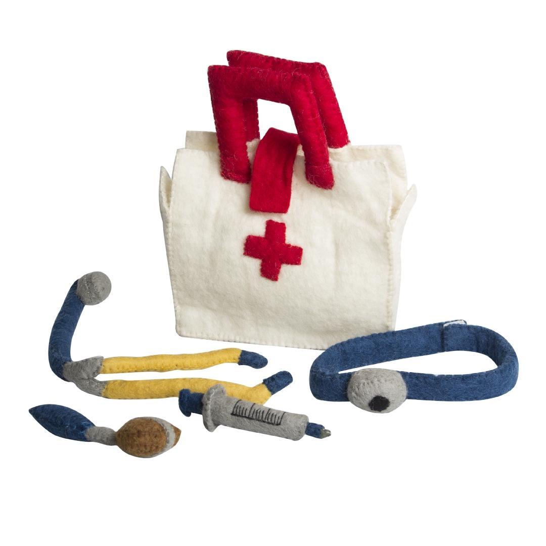 Felt Doctors Kit (5pcs)