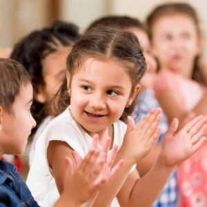 Learning Outcome 3: Wellbeing - Children will be strong in their social & emotional wellbeing