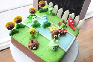 Torta Plants VS Zombies