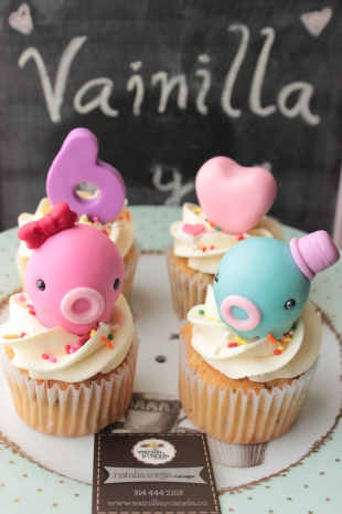 Cupcakes Pulpitos