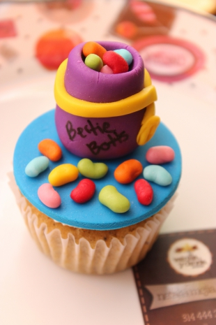 Cupcakes Bertie Botts