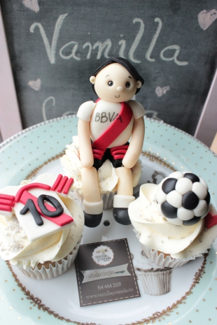 Cupcakes River Plate