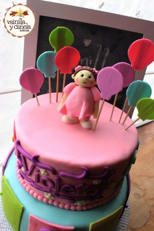 Torta Boo Monsters Inc
