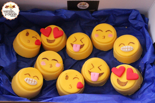 Emojis de Chocolate