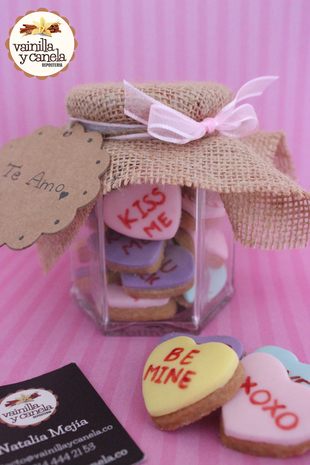 Cookie Love Jar