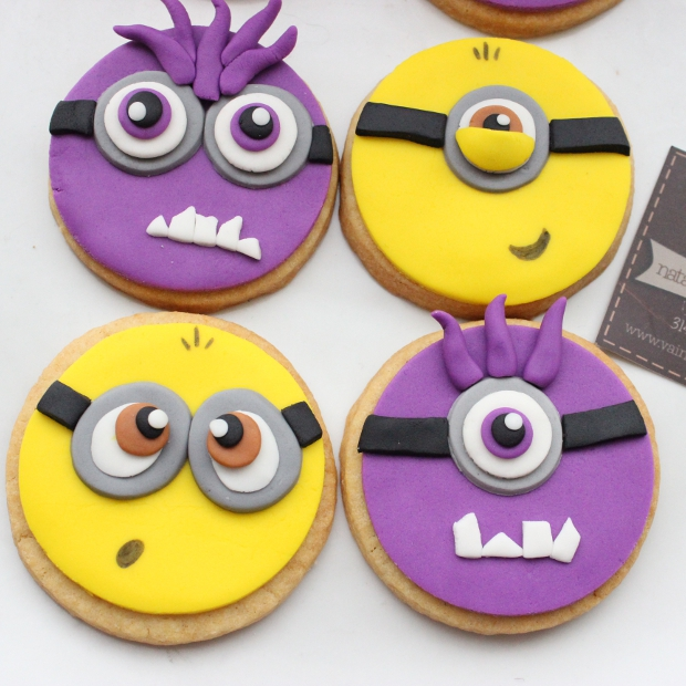 Galletas minion