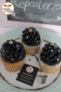 Cupcakes Gold Star