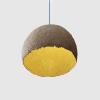 lampara-techo-papel-gris-globe-lamparas-ecologicas-ekohunters-crea-re