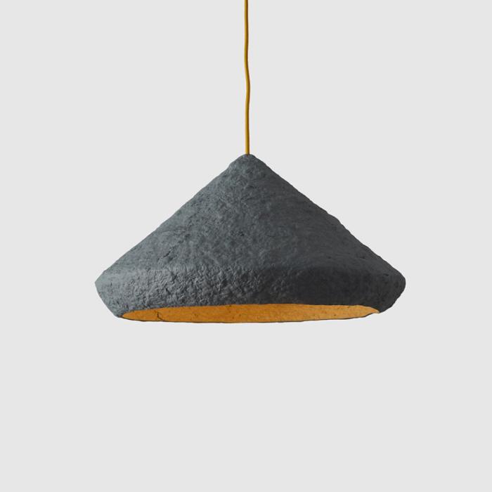 lampara-techo-sostenible-papel-mizuko-gris-lamparas-ecologicas-ekohunters-crea-re