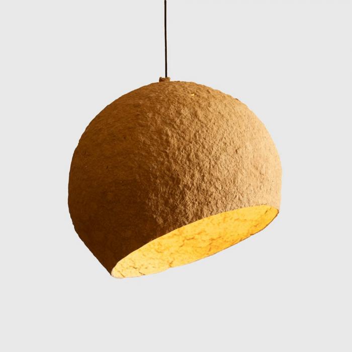 lampara-techo-papel-jupiter-marron-claro-lamparas-ecologicas-ekohunters-crea-re