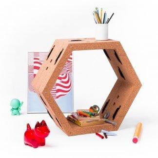 Organizador y libreria Como Twist-0