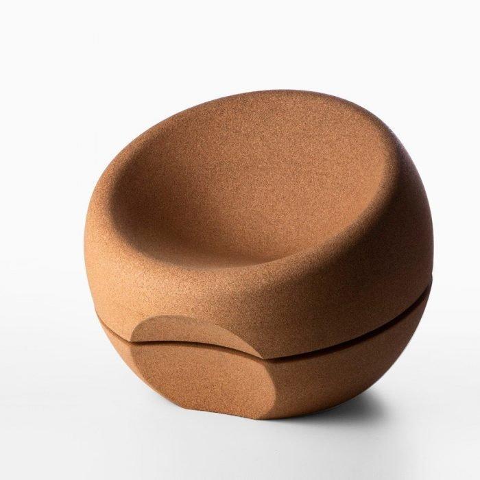 Sillón giratorio Spherical-0