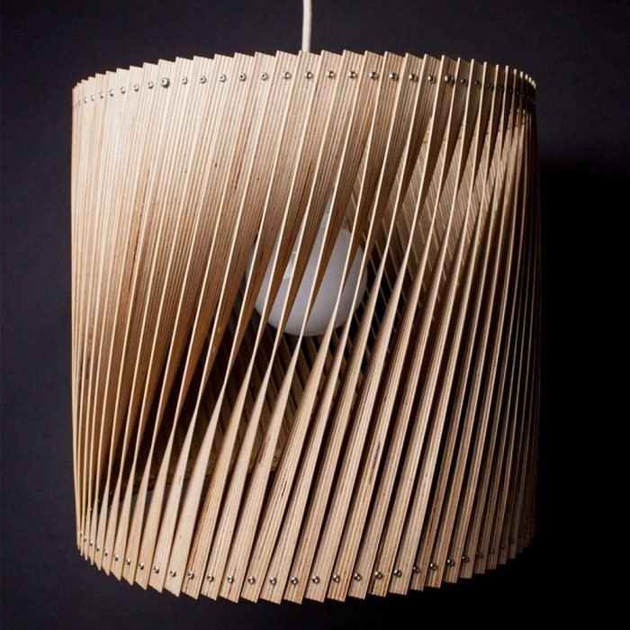 Lámpara colgante Twist -19724