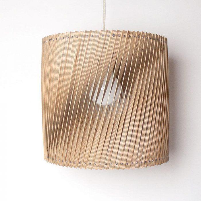 Lámpara colgante Twist -0