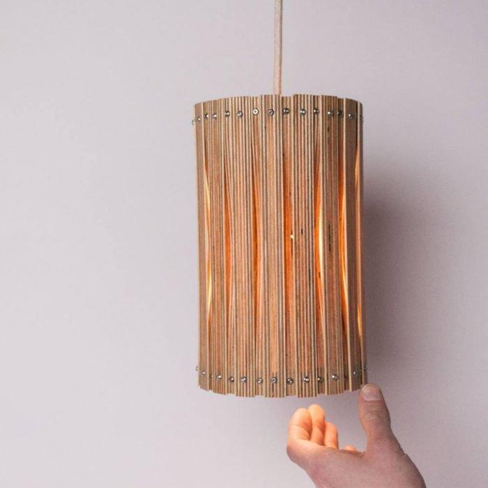 Lámpara colgante Y-19748