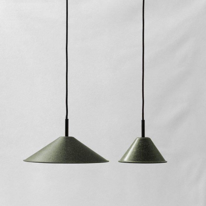 Lámpara de techo colgante Hemp-0