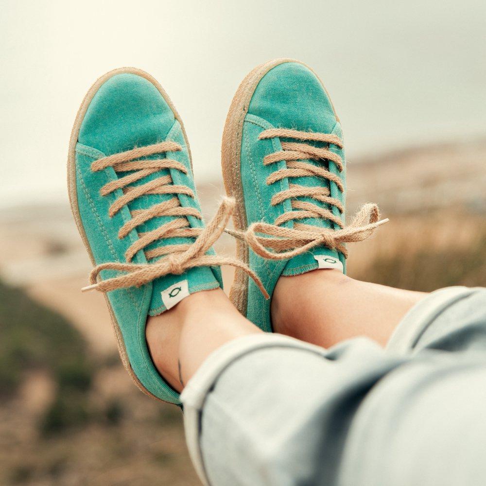 calzado sostenible, Vesica Piscis