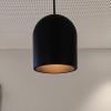 lampara-colgante-negra-sostenible-archy-medium-ekohunters-ecodiseno