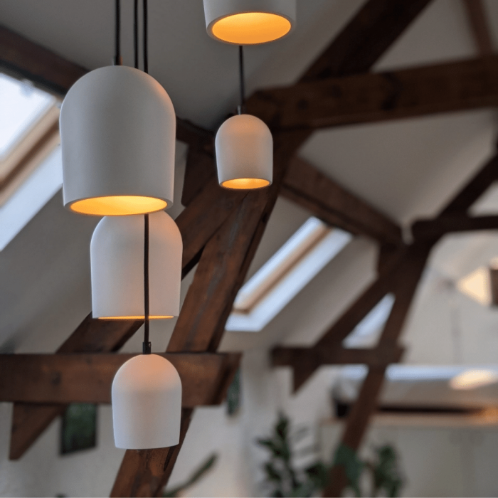 archy-cluster-5-white-sustainable-ceiling-lamp-ekohunters-ecodesign-more-circular
