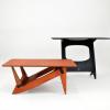 mesa-auxiliar-de-cafe-y- mesa-escritorio-comedor-originals-rotable-roja-ekohunters-fulz