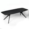 eco-friendly-wooden-black-dinning-table-kiko-2400-ekohunters-fuzl- eco-friendly-furniture