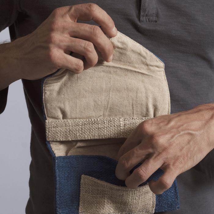Kaski-eco-friendly-blue-backpack-ekohunters-bhangara