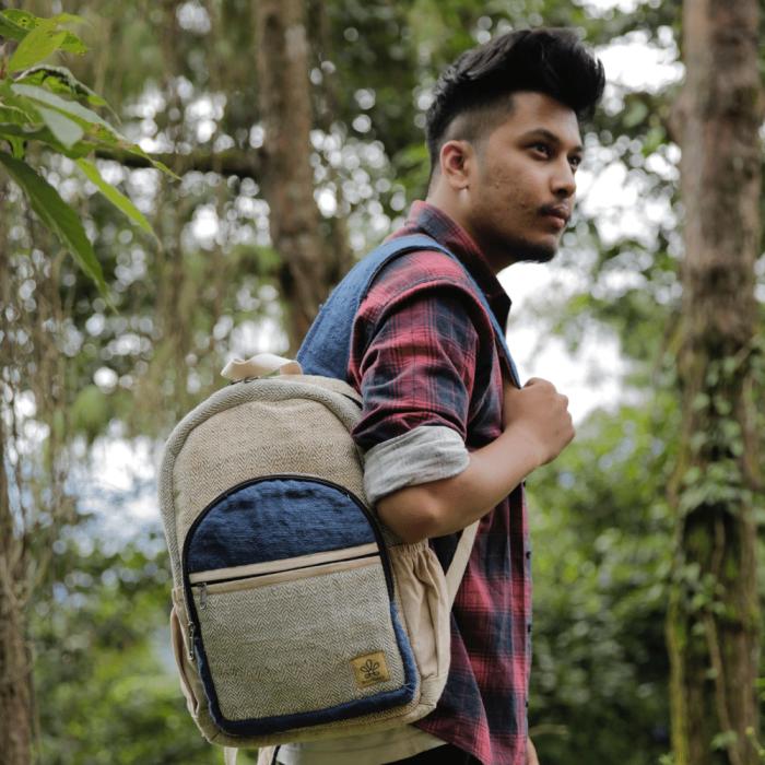 eco-friendly-manang-blue-backpack-ekohunters-bhangara-sustainable-fashion-accessories
