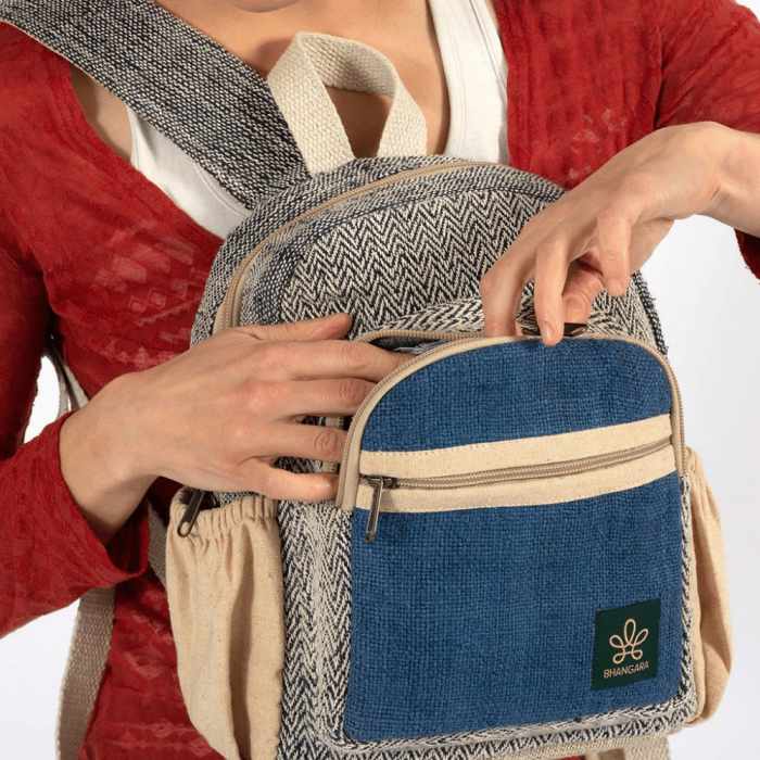 eco-friendly-sunsari-blue-backpack-ekohunters-bhangara-sustainable-fashion-accessories