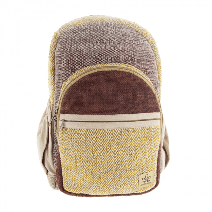 manang-brown-backpack-ekohunters-bhangara-sustainable-fashion accessories