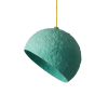 lampara-techo-sostenible-papel-globe-turquesa-lamparas-ecologicas-ekohunters-crea-re