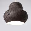 lampara-techo-papel-negro-ambar-morphe-venus-mini-lamparas-ecologicas-ekohunters-crea-re