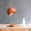 red-ochre-paper-pendant-lamp-globe-sustainable-lamps-ekohunters-crea-re-inspiring-changes