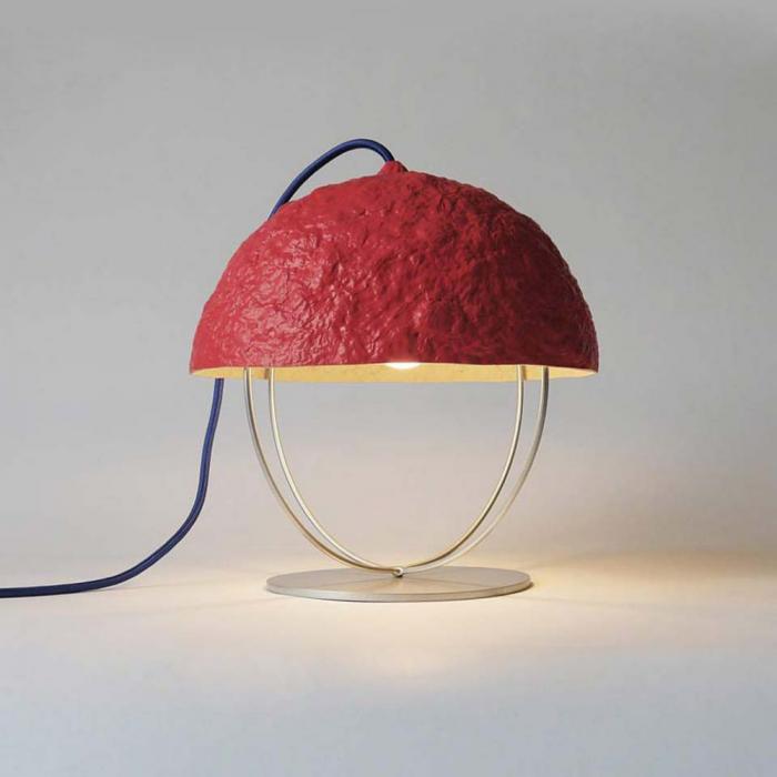 red-paper-eco-friendly-floor-lamp-bellota-ekohunters-crea-re-sustainable-lamps