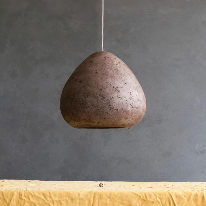 black-umber-paper-pendant-lamp-morphe-giant-sustainable-lamps-ekohunters-crea-re-inspiring-changes