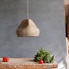 green-umber-paper-pendant-lamp-sensi-II-sustainable-lamps-ekohunters-crea-re