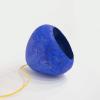 lampara-techo-papel-papel-ultramarino-claro-morphe-II-lamparas-ecologicas-ekohunters-crea-re