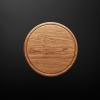 tabla-de-cortar-sostenible-madera-roble-redonda-ekohunters-likenwood-accesorios-cocina-sostenibles