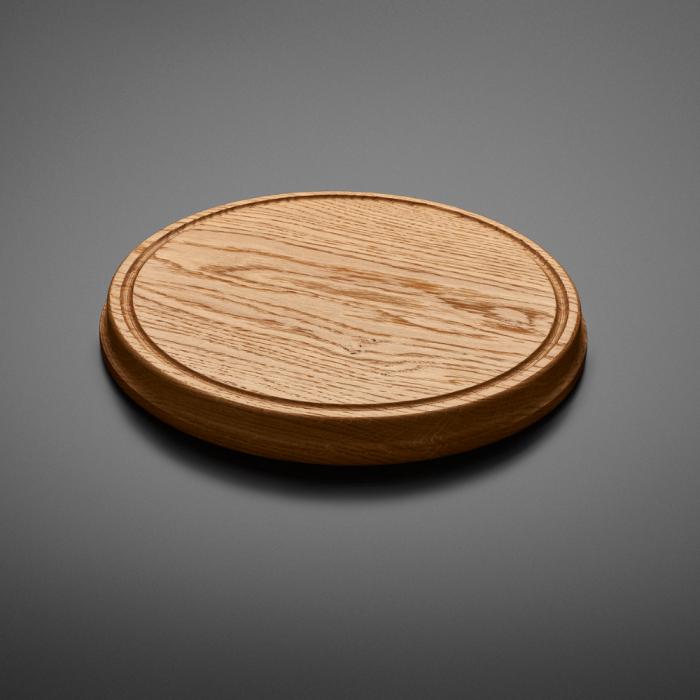 tabla-de-cortar-madera-roble-redonda-ekohunters-likenwood-accesorios-cocina-sostenibles