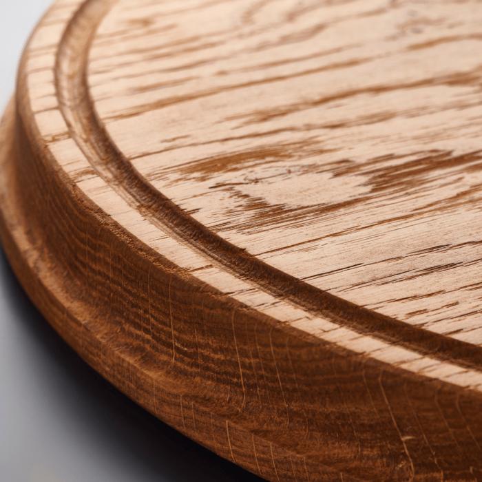 oak-wood-choping-round-board-tray-ekohunters-likenwood