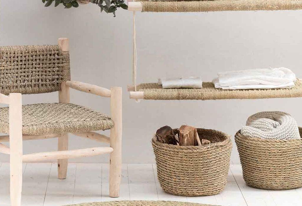 baño-sostenible-cestas-fibras-naturales