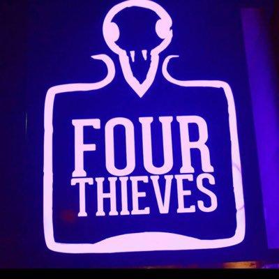 Logo de la société The Four Thieves
