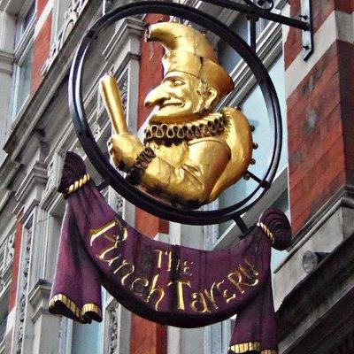 Logo de la société Punch Tavern