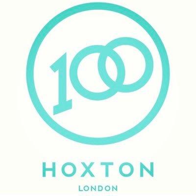 Logo de la société 100 Hoxton