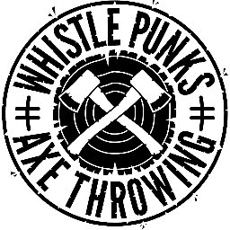 Logo de la société Whistle Punks - Urban Axe Throwing