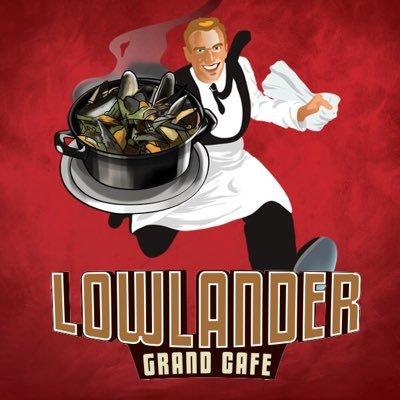 Logo de la société Lowlander Grand Cafe