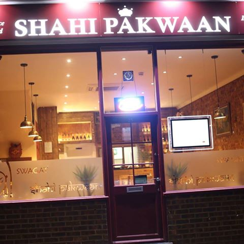 Logo de la société Shahi Pakwaan