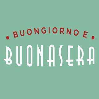Logo de la société Buongiorno e Buonasera