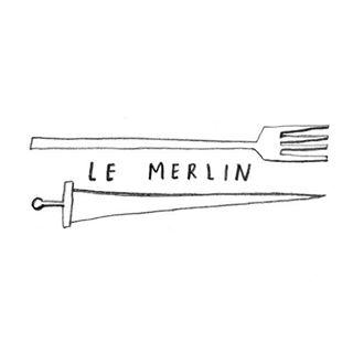 Logo de la société Le Merlin