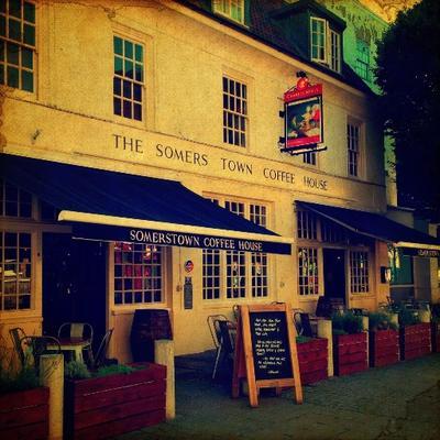 Logo de la société The Somers Town Coffee House