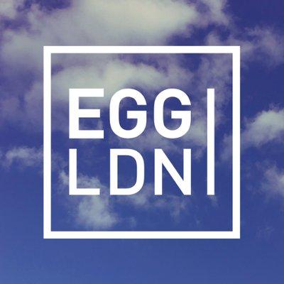 Logo de la société Egg London